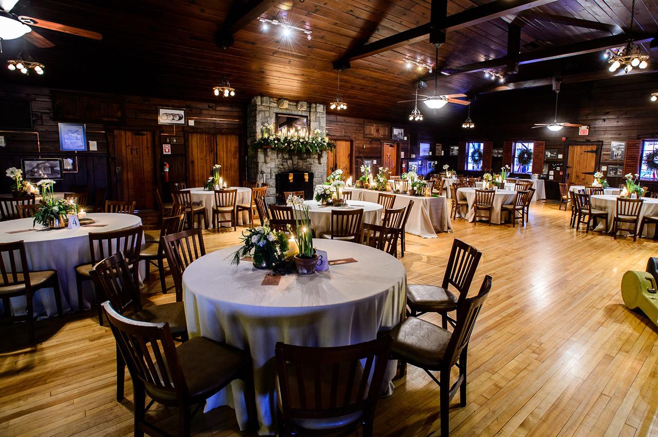 Buffalo Trace Distillery Wedding3